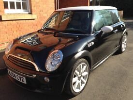 Mini Cooper S (2004) - 57,000 miles, lovely condition, Service history, long MOT.