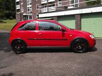 2006 (56) Vauxhall Corsa SXI+ 3 Door Hatch