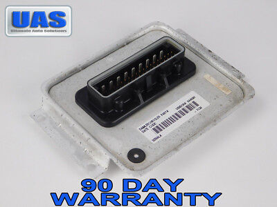 90 DAY WARRANTY DODGE RAM 1500 FCM FRONT CONTROL MODULE 56051036AD # (Module Front)