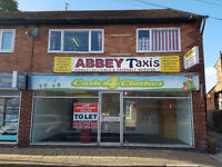 Superior Ground Floor Shop To Let Wigston Magna Town Centre in Prime Location Busy High St Leicester