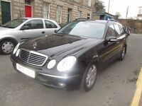 2005 Mercedes E320 CDI Avantgarde Estate. FSH - High Spec - Arriving Very Soon - FINANCE AVAILABLE