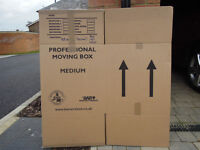 Packing/Storage Boxes. Heavy Duty. 20+