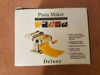 NEW Pasta Maker Duluxe - £10