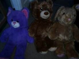 Brand new without tag Build a Bear Collection RRP £40