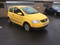BARGAIN 2006 VW FOX 1.2 RELIABLE CAR SERVICE HISTORY PX WELCOME £695
