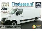 Renault Master T35 2.3 dCi L4H2 3Pers Airco Cruise €352pm