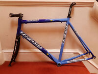 Tifosi CK4 Triple-butted Altec 2+ bike frame and ITM fork, stem and seatpost