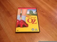 The Wizard of Oz DVD - 2 disc special edition.