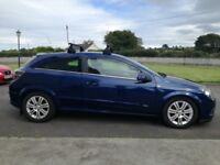 2009 Vauxhall Astra 1.7 CDTI DESIGN WITH HALF LEATHER MOTD TO APRIL 2019.