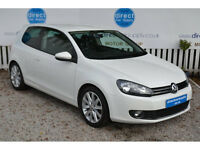 VOLKSWAGEN GOLF Can't get car finance? Bad credit, unemployed? We can help!