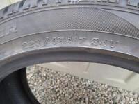 Falken winter tyre