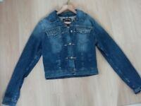 Women's Hilfiger Denim Large Sammie Jacket (Fantastic Condition)