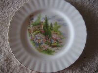 Old Royal Kent 7inch Plate