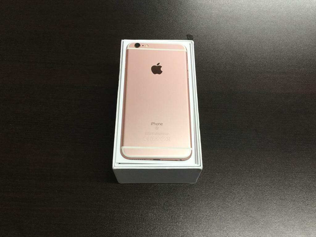 IPhone 6s 16gb unlocked good condition with warranty and accessories different colours availablein Acocks Green, West MidlandsGumtree - IPhone 6s 16gb unlocked good condition with warranty and accessories different colours available BUY WITH CONFIDENCE FROM A PHONE SHOPFONE SQUAD35 WARWICK ROADSOLIHULLB92 7HSIf using sat Nav only put post code in not door number 0121 707 1234OPEN...