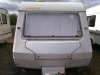 ABI Marauder 2 - 4 Berth Caravan with full awning - Dry, no leaks, damp or soft spots