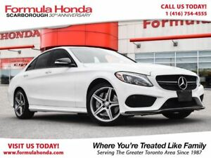 2015 Mercedes-Benz C-Class C300 | TOP OF LINE | RED LEATHER | NA