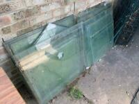 Free green house glass