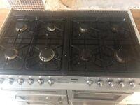 12 burner range cooker for sale