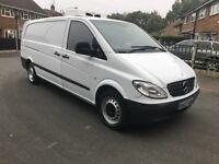 Mercedes BenzVito Fridge Freezer Van