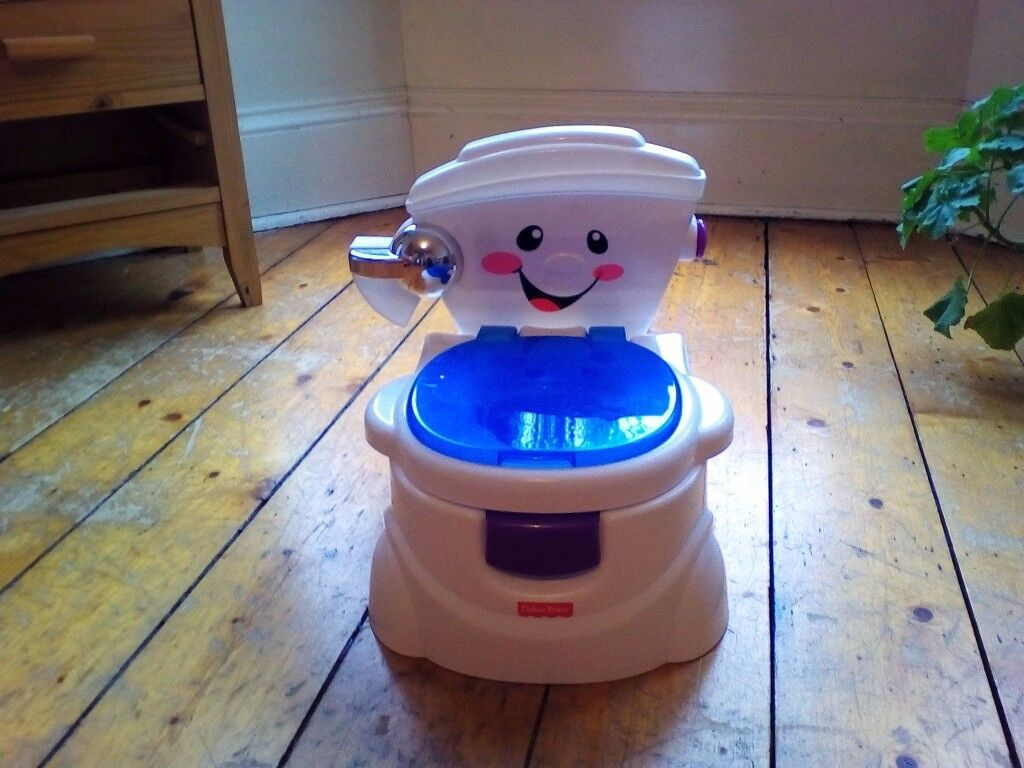 Fisher Price Potty Training. Reduced price!