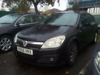 Vauxhall astra 1.6 2005 model starts runs & drives with 3month MOT Clean & tidy car