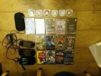 2 x SONY PSP WITH 19 GAMES