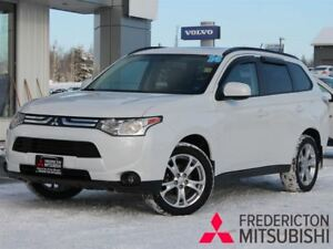 2014 Mitsubishi Outlander ES PREMIUM | 4WD | LEATHER | WARRANTY