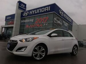 2013 Hyundai Elantra GT SE | SUNROOF | MP3 STEREO | HEATED LEATH