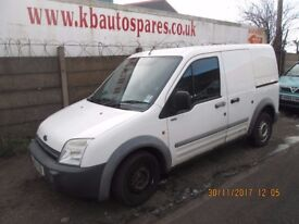 Ford Transit Connect T200 TDDI SWB breaking for spares 2002 Wheel Nut.