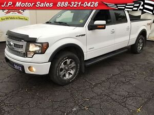2012 Ford F-150 FX4, Crew Cab, Automatic, 4*4