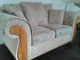 Sofa \ settee two seater