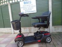mobility scooter drive Zoom 4mph car boot scooter. In excellent condition