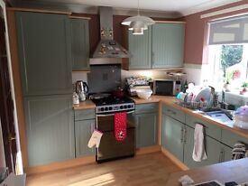 Fully Fitted Kitchen Including Appliances