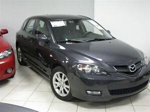 2007 Mazda MAZDA3 SPORT AUTO!! LOADED!! HATCH!! ALLOYS!!