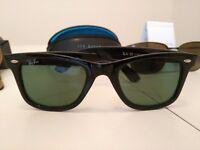 Ray Ban Green Lenses Retro Sunglasses