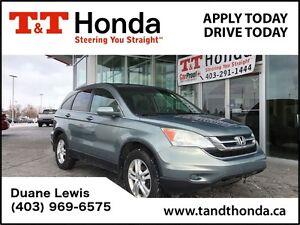 2010 Honda CR-V EX *4WD, Fully Serviced at Dealer*