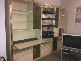 Display & Drinks Cabinet