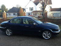 JAGUAR 2.2 DIESEL 2007 MODEL 1 OWNER FROM NEW -MOT DECEMBER ALLOYS/LEATHER/AC/SAT NAV-WE CAN DELIVER