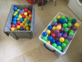 Popfun Plastic Balls for Children's Ball Pit