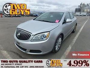 2013 Buick Verano ALLOYS BLUETOOTH 2.4L KEYLESS ENTRY