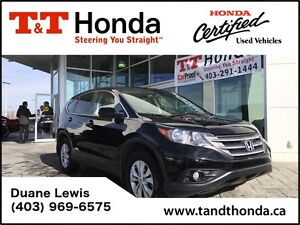 2014 Honda CR-V EX-L *No Accidents, One Owner, Sunroof