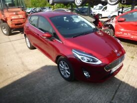 FORD FIESTA - EY67VUG - DIRECT FROM INS CO