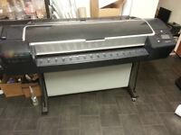 "hp designjet z5400 eprinter 44"" large format printer, BARGAIN"