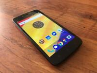 Moto C Plus (unlocked) Android 7 Smartphone Phone