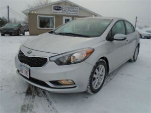 2015 Kia Forte 1.8L LX+ Auto Air Cruise PW PL Heated Seats