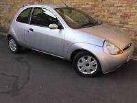 2006 FORD KA - 1 YEARS MOT - SUPERB DRIVE - 1 LADY OWNER
