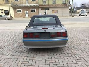 1987 Ford Mustang GT London Ontario image 5