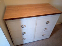 SIX DRAWER UNIT