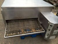 "Lincoln Pizza Oven, Belt Pizza Oven, Conveyor Pizza Oven, 32"" wide belt Pizza Oven"