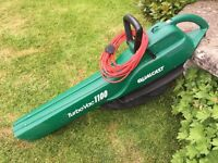 Qualcast Leaf Blower and Vacuum Turbo 1100 Excellent Condition